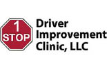 1 STOP DRIVER IMPROVEMENT CLINIC logo