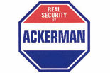 Ackerman Security Systems logo
