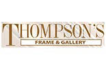 Thompsons Frame and Gallery logo