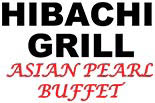 Hibachi Grill Asian Pearl Buffet logo
