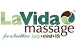 LA VIDA MASSAGE / SANDY SPRINGS logo