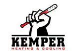 Kemper Heating And Cooling logo
