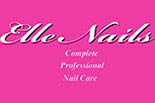 Elle Nails logo