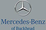 Mercedes Benz of Buckhead logo