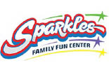 Sparkles Family Fun Center Gwinnett logo