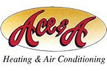 Ace & A Heating & Air Conditioning logo