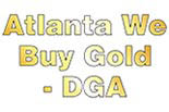Atlanta We Buy Gold - DGA logo