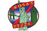 ROSA'S PIZZA logo