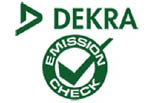 DEKRA EMISSION CHECK, INC. logo