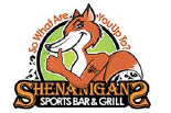 Shenanigans Sports Bar & Grill logo