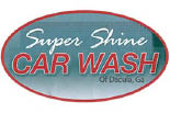 Super Shine Car Wash logo