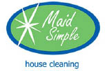 MAID SIMPLE - ANTELOPE VALLEY logo