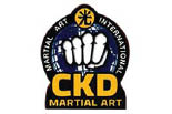 CKD MARTIAL ART, INTERNATIONAL logo