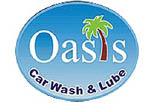 Oasis Car Wash logo