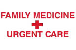 FAMILY MEDICINE & URGENT CARE logo