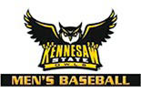 Kennesaw State University- Baseball logo