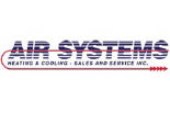 AIR SYSTEMS HEATING & AIR logo