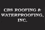 CBS ROOFING & WATERPROOFING logo