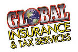 Global Insurance & Tax Services logo