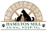 Hamilton Mill Animal Hospital logo