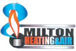MILTON HEATING & AIR logo