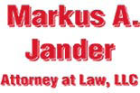 MARKUS A. JANDER, ATTORNEY AT LAW logo