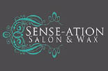 Sense-ation Salon & Spa logo