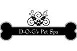 D-O-G's Pet Spa logo