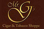 MR. G'S CIGAR & TOBACCO SHOPPE logo