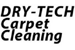 DRY-TECH CARPET CLEANING logo