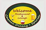 WELCOME RESTAURANT & LOUNGE logo