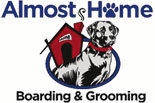 Almost Home Boarding & Grooming logo
