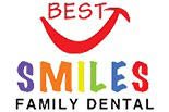 BEST SMILES FAMILY DENTAL logo