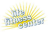 Life Fitness Center Bettendorf logo