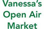 VANESSA'S OPEN AIR MARKET logo