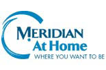 MERIDIAN AT HOME logo