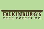 FALKINBURG'S TREE EXPERT logo