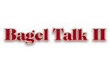 BAGEL TALK II logo