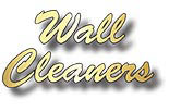 THE WALL DRY CLEANERS logo