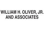 WILLIAM H. OLIVER, JR. logo