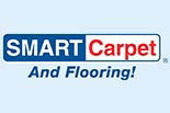 SMART CARPET and Flooring logo