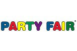 PARTY FAIR - BRICK logo