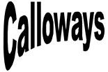 CALLOWAYS RESTAURANT & BAR logo