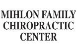 MIHLON FAMILY CHIROPRACTIC CENTER logo