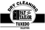 PAT THE TAILOR logo