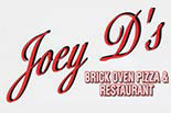 Joey D's Brick Oven Pizza & Restaurant logo