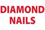 DIAMOND NAILS logo