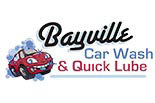 Bayville Car Wash logo