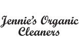 Jennie's Organic Cleaners logo