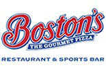BOSTON GOURMET PIZZA logo